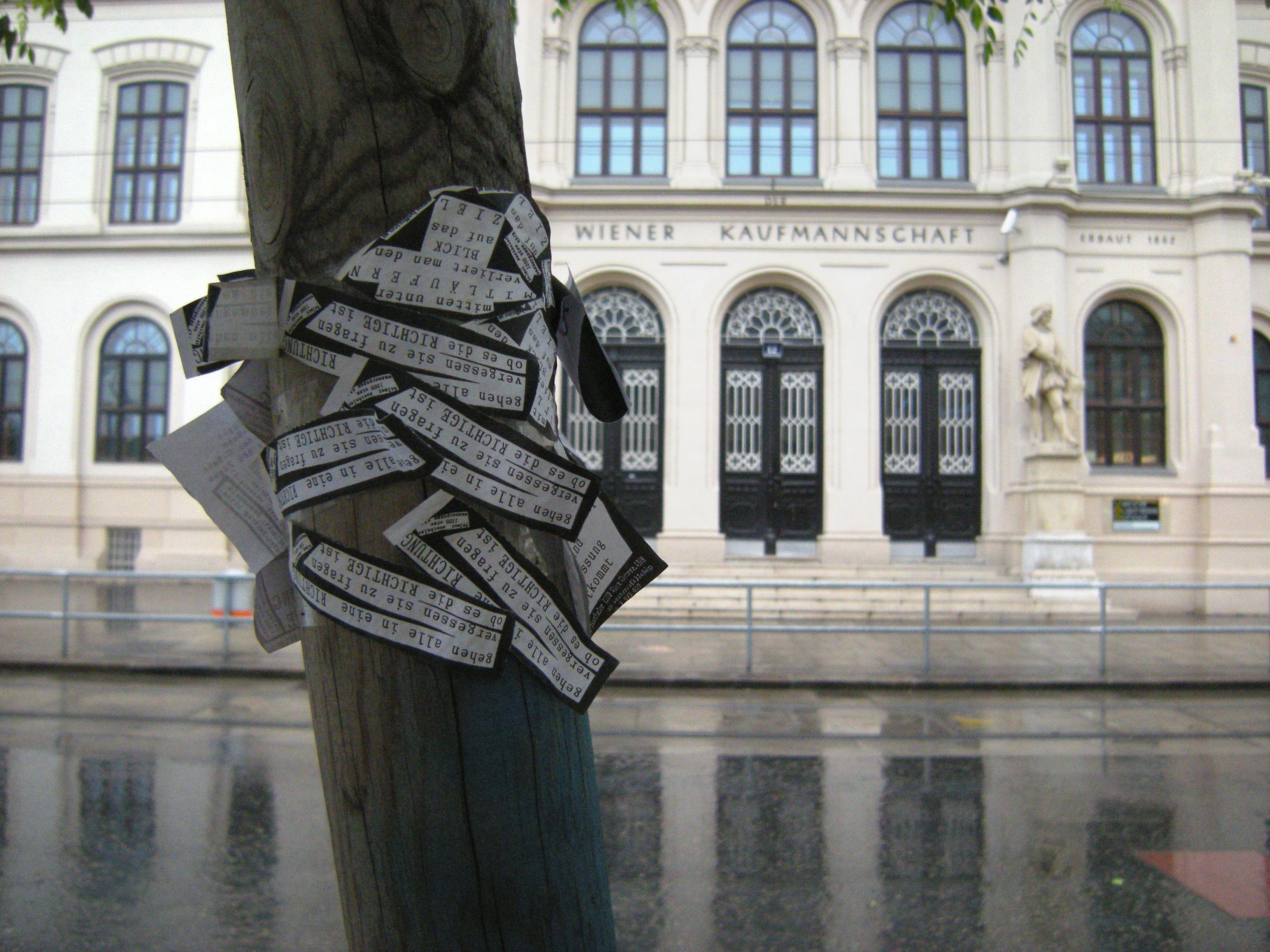 """""""Tiresias - Meinungen über Kunst, Kultur und Gesellschaft: Helmut Seethaler, ein Kommentar""""  - Dank für die Unterstützung des  #Zetteldichters !"""