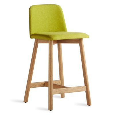 Blu Dot Chip Bar Counter Stool Leather Counter Stools Stool