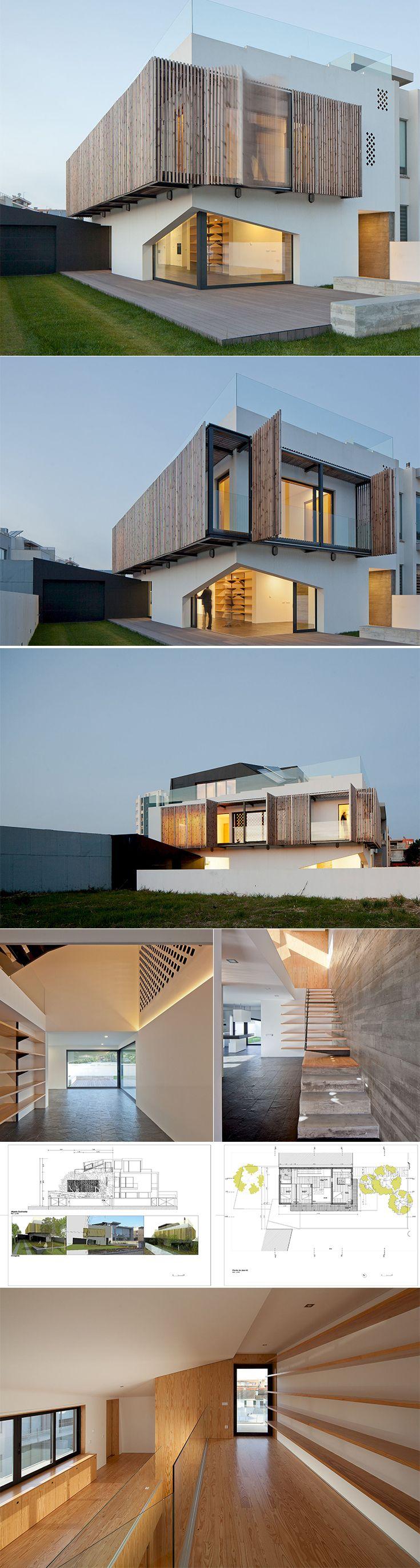 House in Miramar | e|348 Arquitectura #arquitectonico
