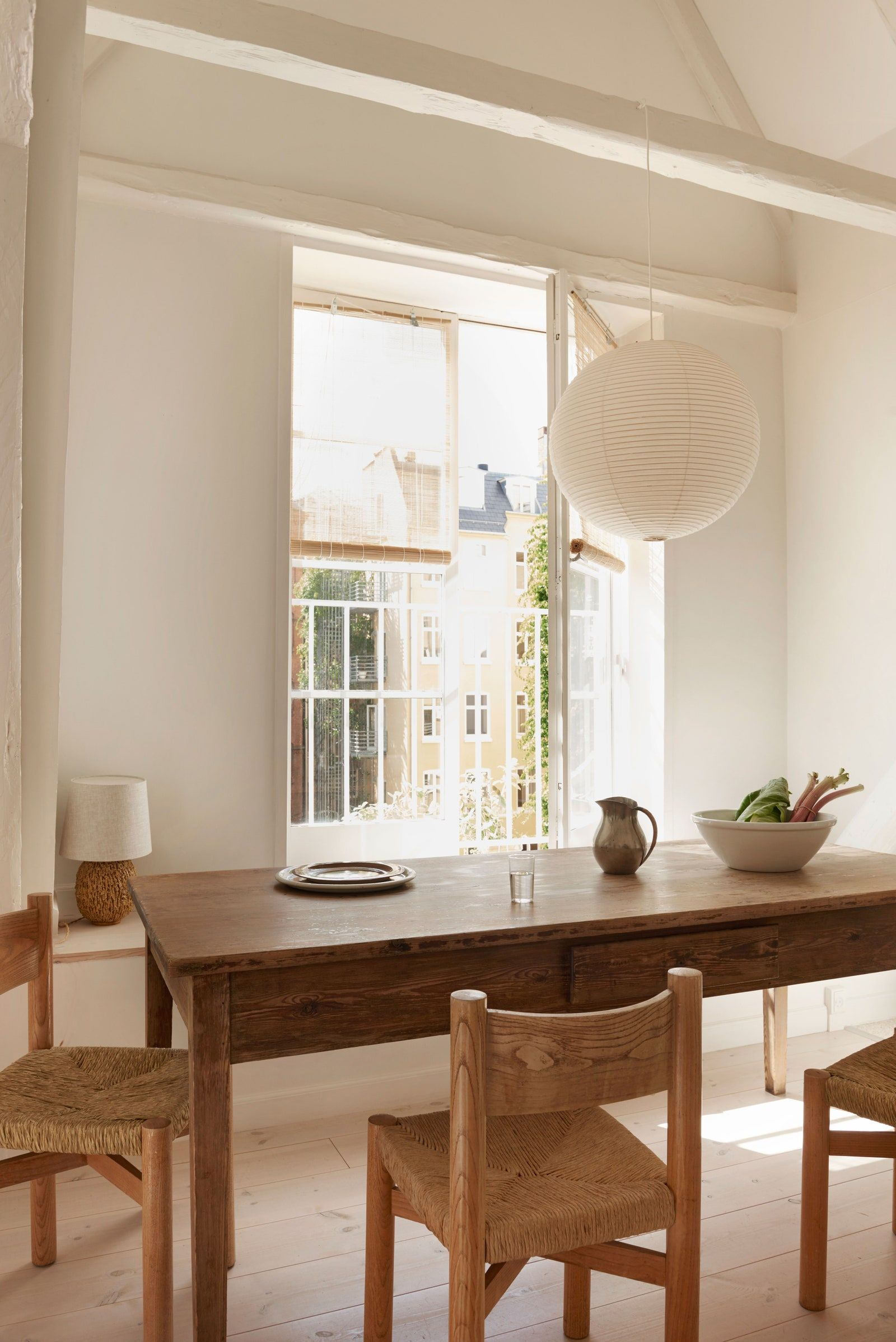 Photo of A Light-Filled Copenhagen Apartment With Old Bones and a Youthful Spirit