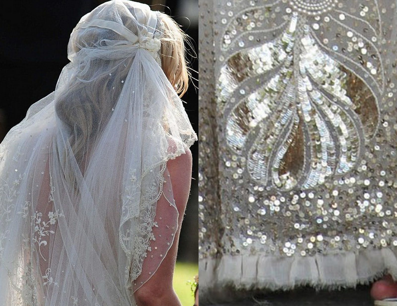 Kate moss wedding dress  Kate Moss us style veil  Wedding  Pinterest  Kate moss Veil