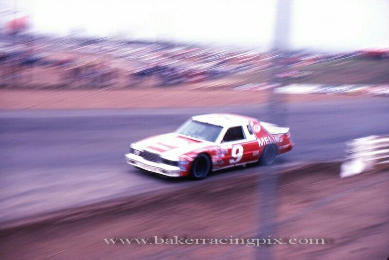 Bill Elliott Riverside For His First Cup Win 83 Nascar Race