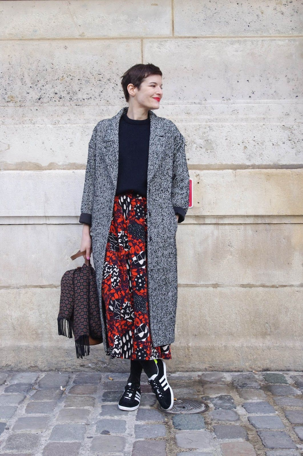 8cede62d3f70 French Parisian Fashion Blogger Blog Mode Paris Vintage | How she ...