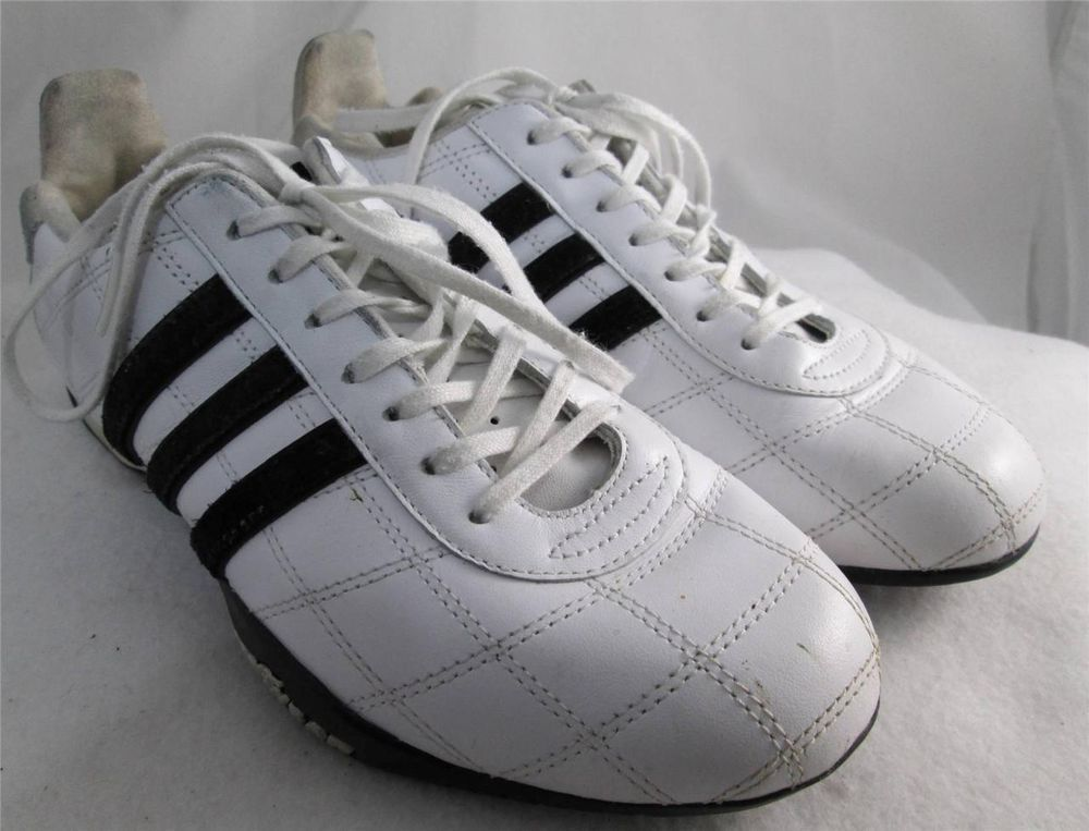 Adidas Goodyear Tuscany Athletic Racing Driving Shoes White Womens US Size  7 #adidas #RunningCrossTraining