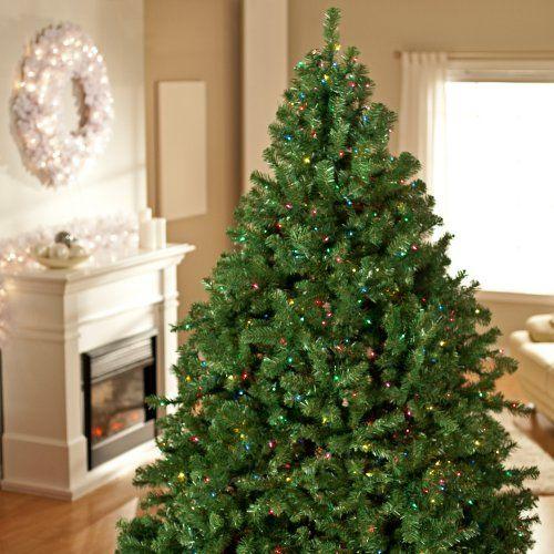 7 & 7.5 Foot Christmas Trees | Hayneedle.com - 7 & 7.5 Foot Christmas Trees Hayneedle.com Shopping Finds