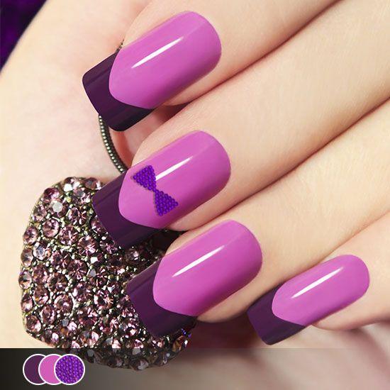 12 Pretty Caviar Manicure Designs And Tutorial Caviar Manicure