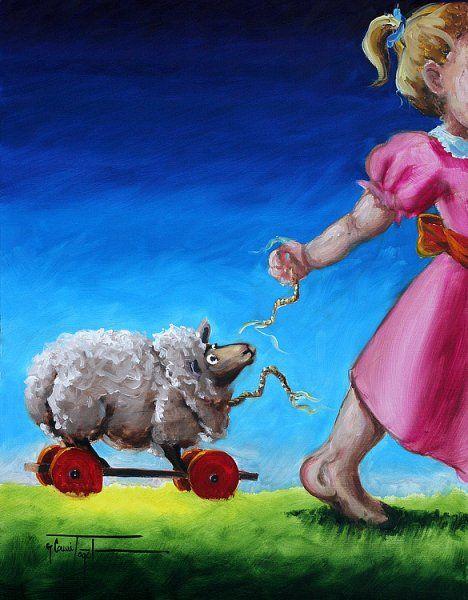 Finally Free Art Cool Art Sheep