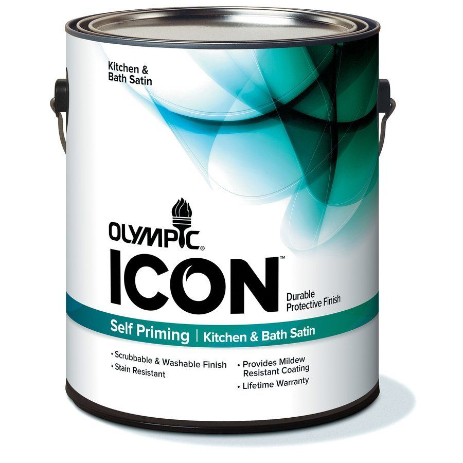 Olympic Icon Interior Kitchen And Bath Paint Lowe S Canada
