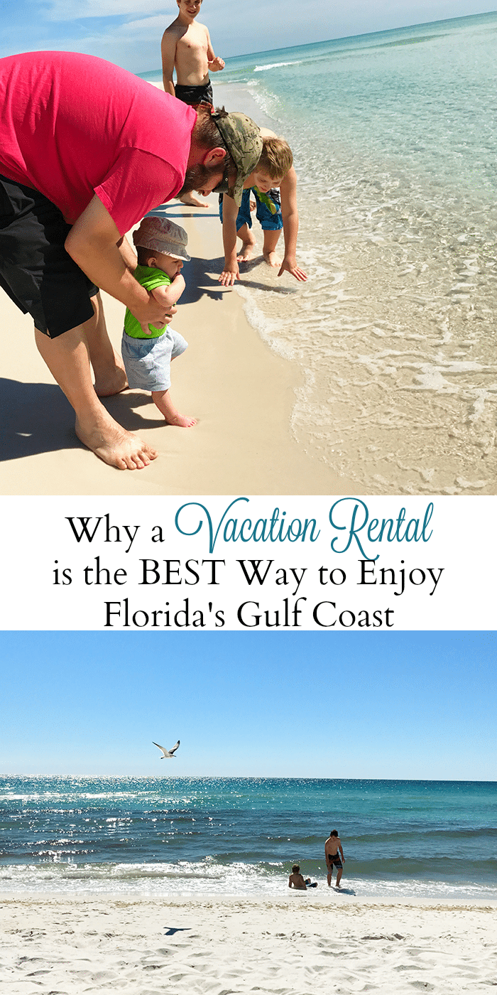 If You Re Traveling To Florida S Emerald Coast A Vacation Rental Is Definitely The Way To Stay Especial Gulf Coast Florida Florida Vacation Packages Vacation