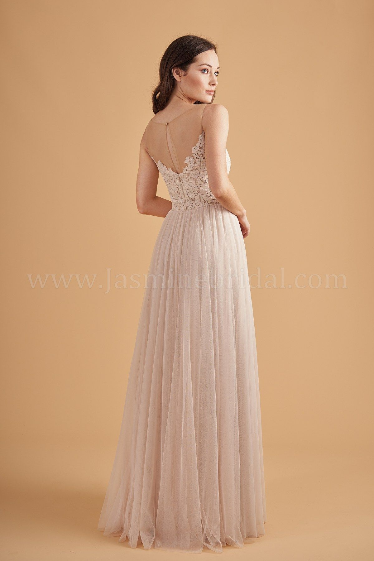 6ab2cafc6c Jasmine Bridal - Belsoie Bridesmaid Dress
