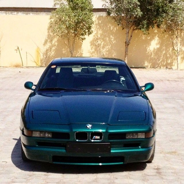 #BMW#E31#8#Series#Coupe#850#CSi#5.6#Mpower#alyehliparts