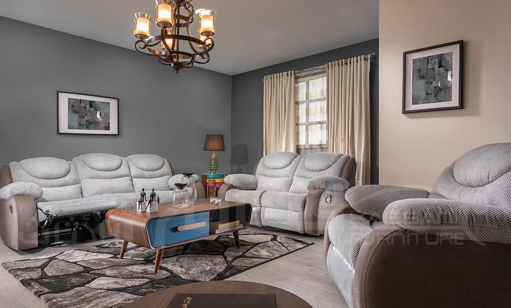طقم ريكلاينر ريو Furniture Home Decor Home