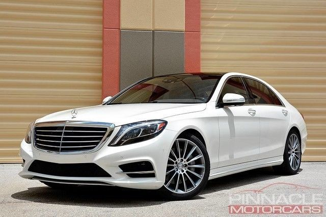 Cool Amazing 2016 Mercedes Benz S Cl Base Sedan 4 Door S550 Sport Amg 5000 Miles 2 19 Apr Available 2018