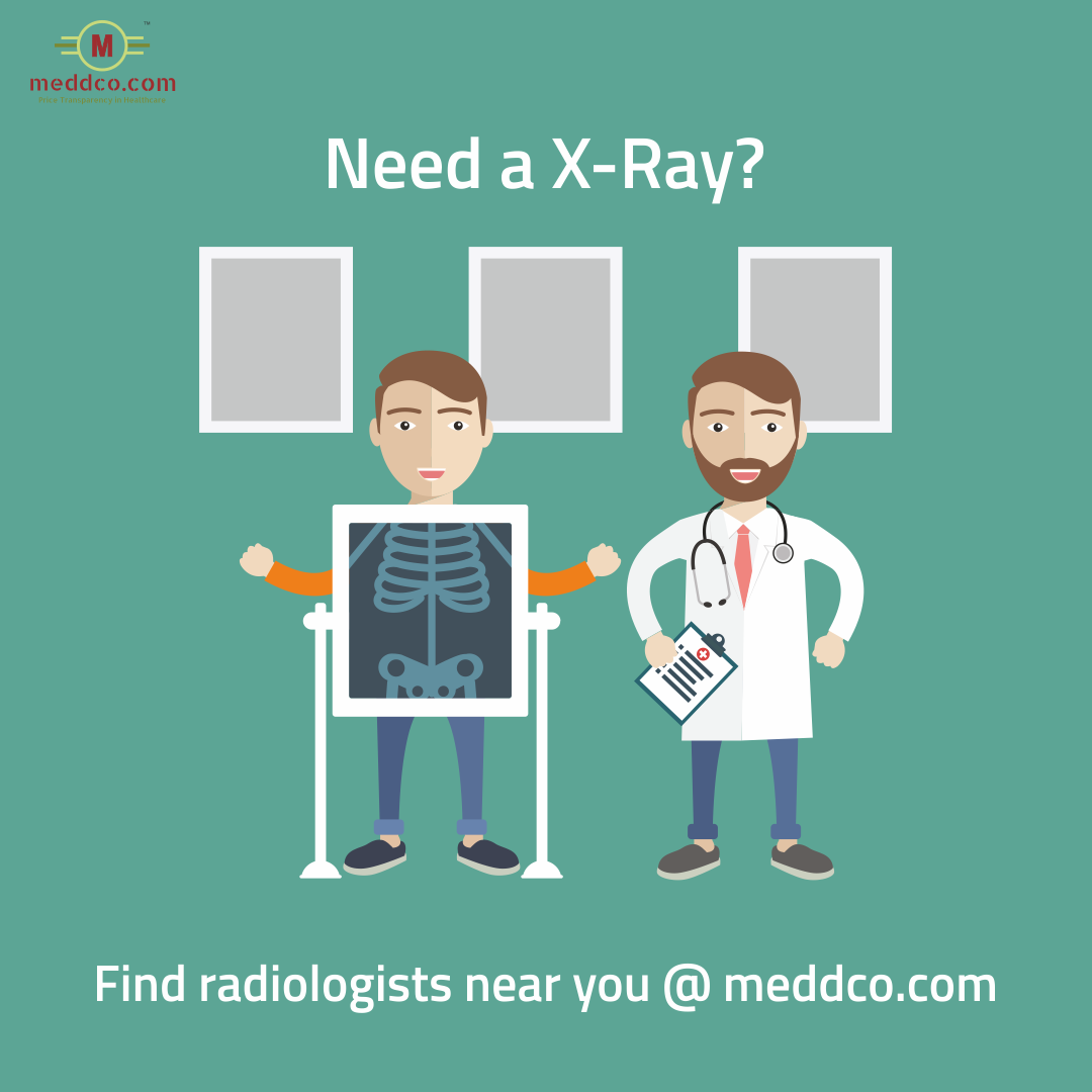Xrays can be used to examine most areas of the body