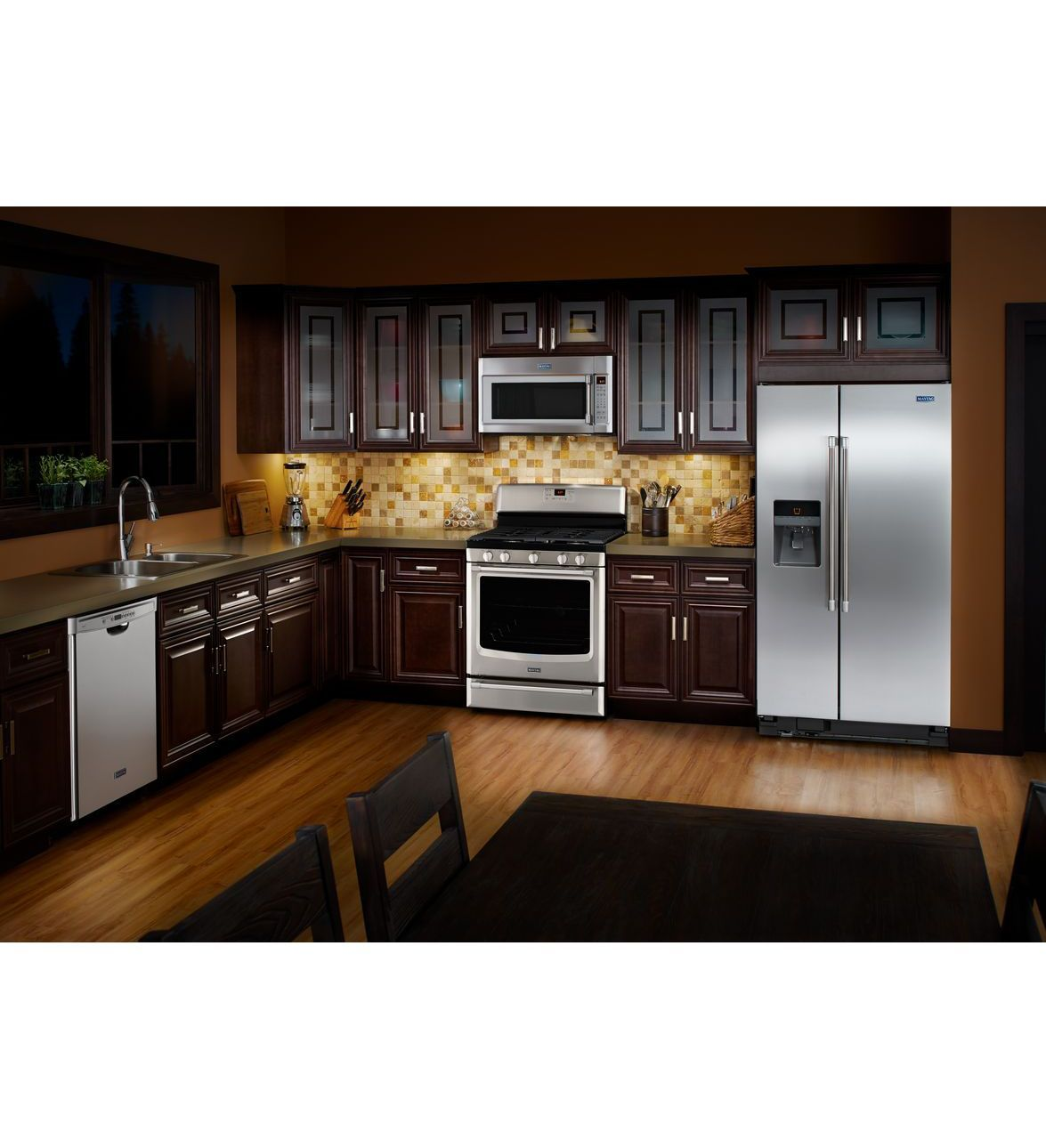Side by side double oven gas stove - Side By Side Refrigerator With 36 Double Ovensdouble Oven Gas Rangestainless