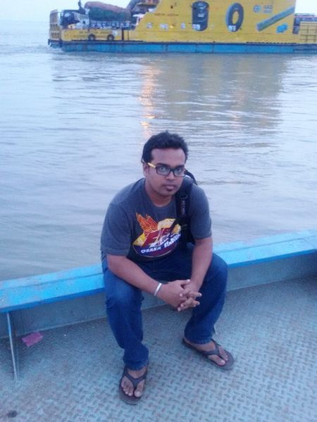 At Paturia Ferry Ghat