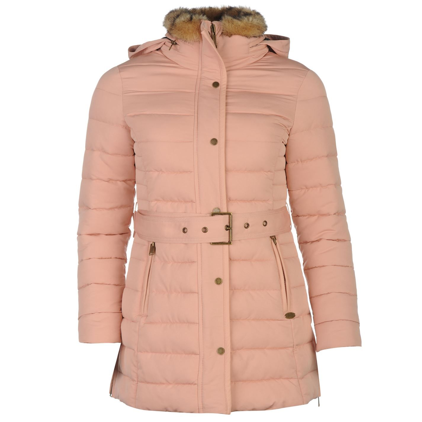 Firetrap | Firetrap Luxury Bubble Padded Jacket | Junior Girl's ...