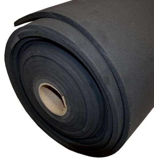 Rubber Sponge Neoprene 1 2 Thick X 54 Wide X 1 Ft Roll Tool Multiple Use Store F Cleverbrandinc Noise Insulation Gym Flooring Rubber Precast Concrete