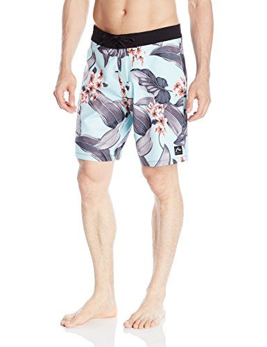 Rusty Mens Pyre 19 Inch Boardshort Tropics 34 -- Offer can