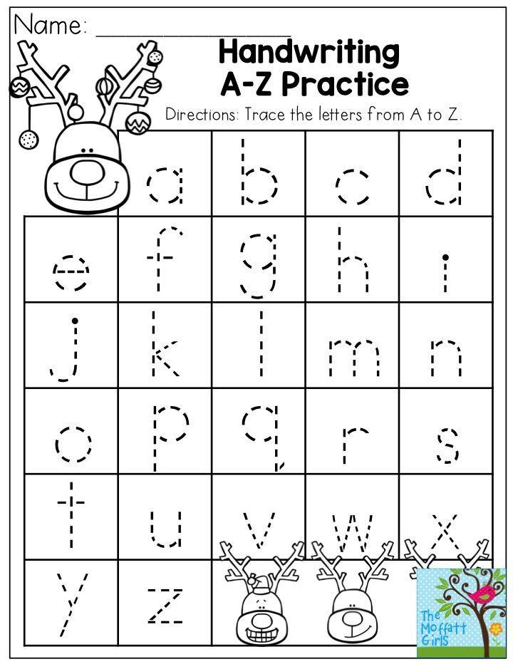 Handwriting A Z Practic E Plus Tons More Activities To Help With Fine Motor Skills In The De Alphabet Worksheets Preschool Preschool Writing Preschool Letters Letter worksheets preschool pdf