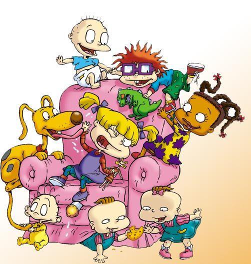 Rugrats   Programas de los 90   Pinterest   Rugrats and ...