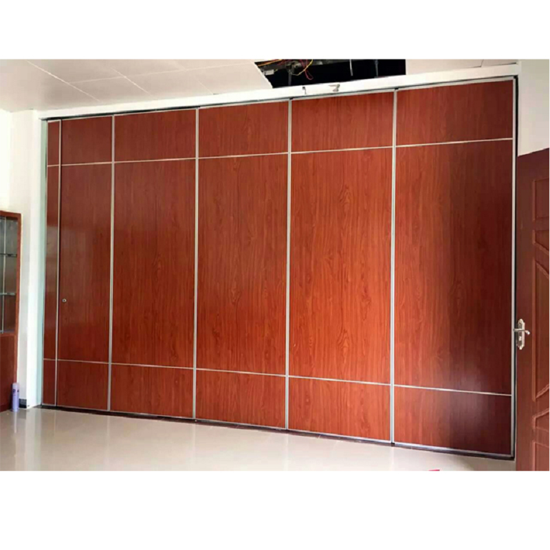 Decorative Modern Movable Sound Proof Office Partition