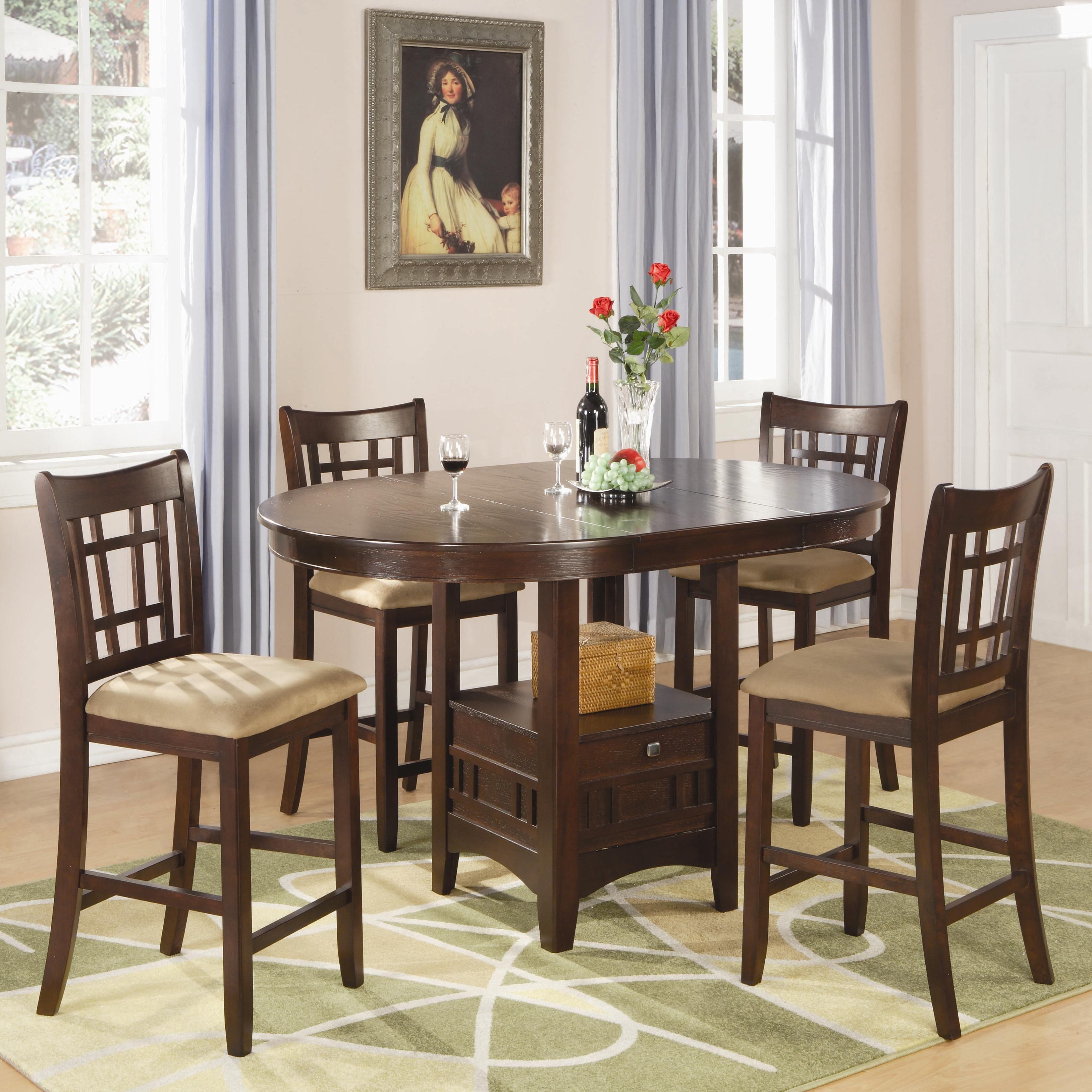 Coaster Lavon Counter Height Table - Underground Furniture - Modern ...
