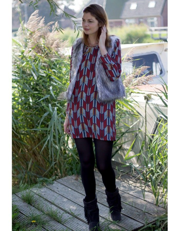 AUTUMN TUNIC - www.yourownstylist.com
