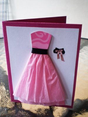 would be cute to make the dress black and use as a LBD ...
