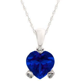 Simple Heart Shaped Blue Sapphire Gemstone Diamond White Gold Pendant Gemologica.com offers a unique and simple selection of handmade fashion and fine jewelry for men, woman and children to make a statement. We offer earrings, bracelets, necklaces, pendants, rings and accessories with gemstones, diamonds and birthstones available in Sterling Silver, 10K, 14K and 18K yellow, rose and white gold, titanium and silver metal. Shop @Gemologica jewellery now for cool cute design ideas #gemologica