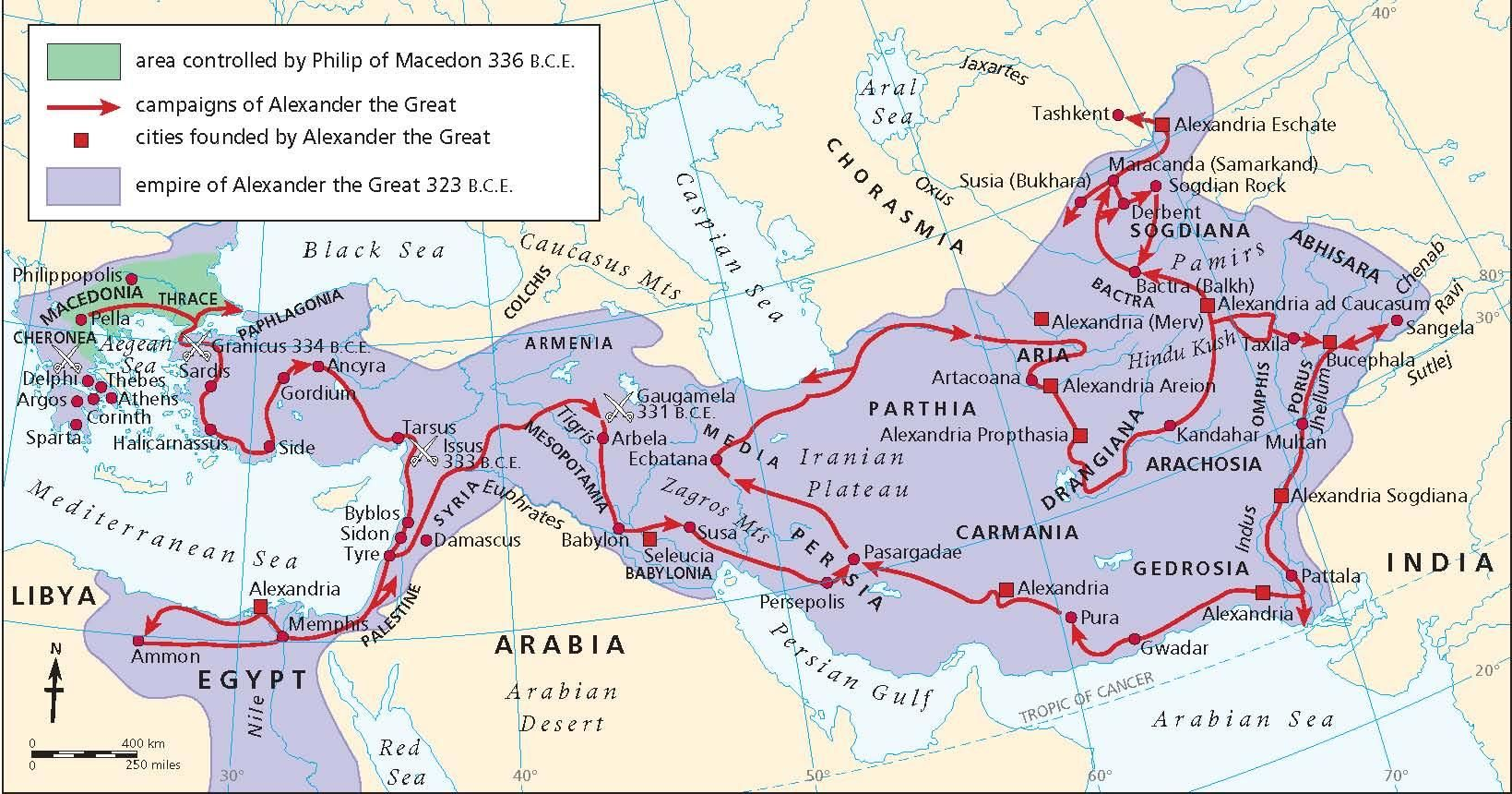 Alexander The Great Alexander The Great Teaching History History