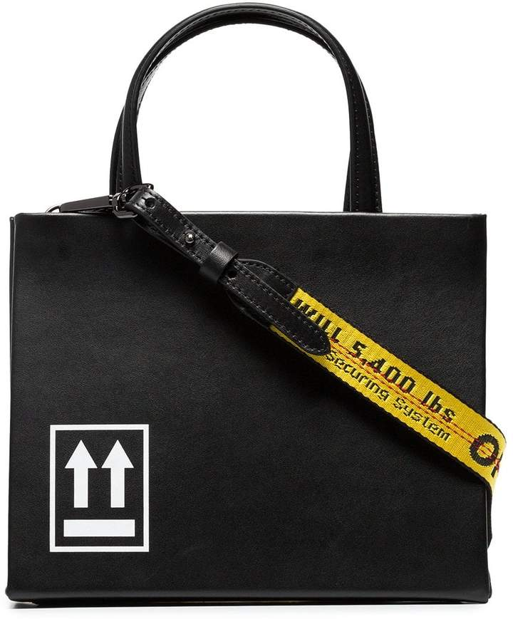 e72d7c900 Off-White Off White Diagonal Striped Tote Bag | off white in 2019 ...