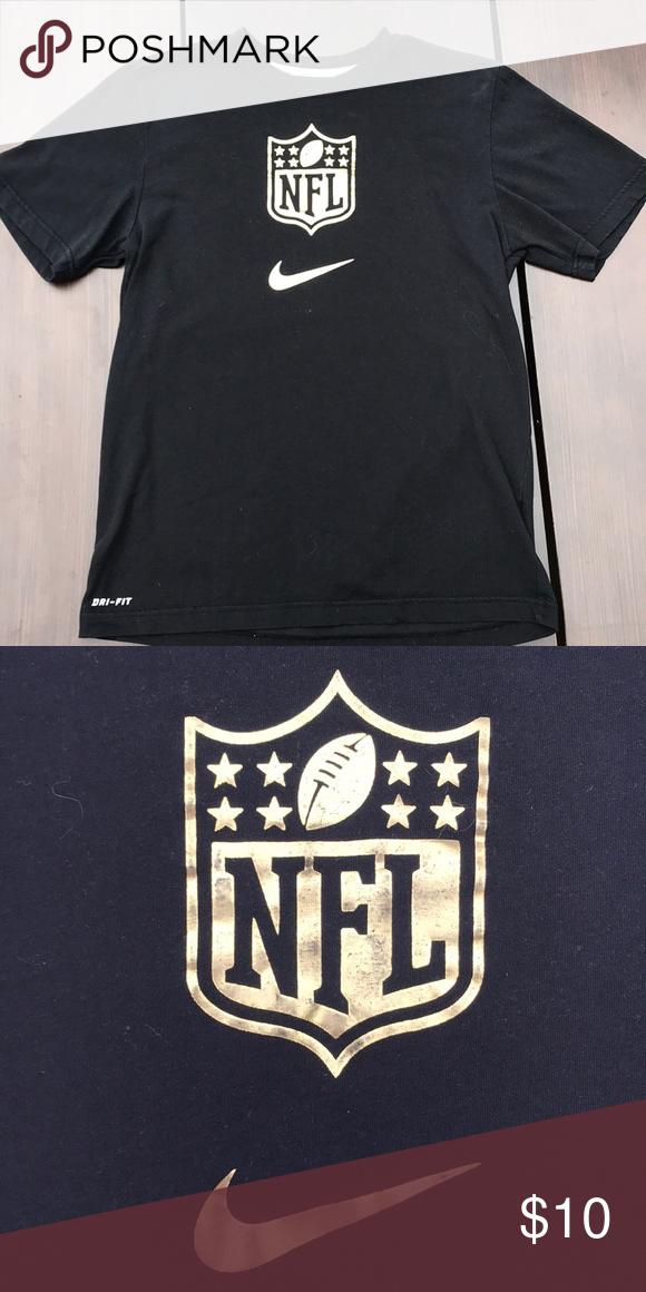 sillabare Educazione morale Poster  Nike NFL black & gold t shirt | Gold t shirts, Nike nfl, Shirts