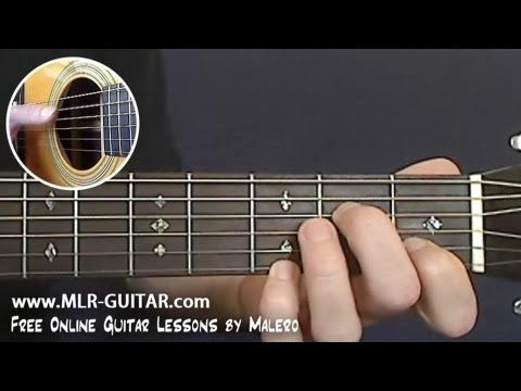 More Than Words Guitar Lesson Part 1 Of 4 Guitar Lesson
