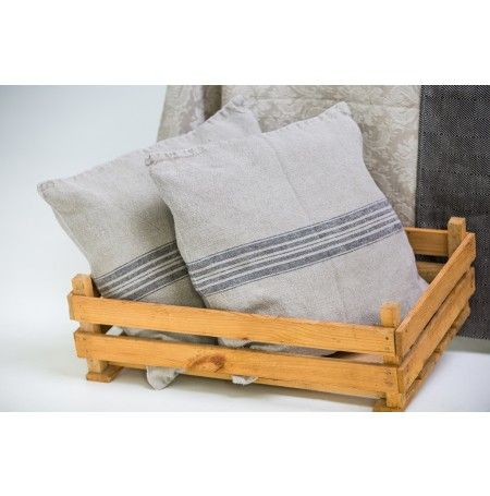 French Style Pure Linen Cushion Cover / Pillow Cover / Linen Pillowcase