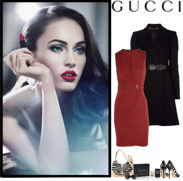 """""""The Art of Gifting with GUCCI"""" by ilovelucy1029 ❤ liked on Polyvore"""