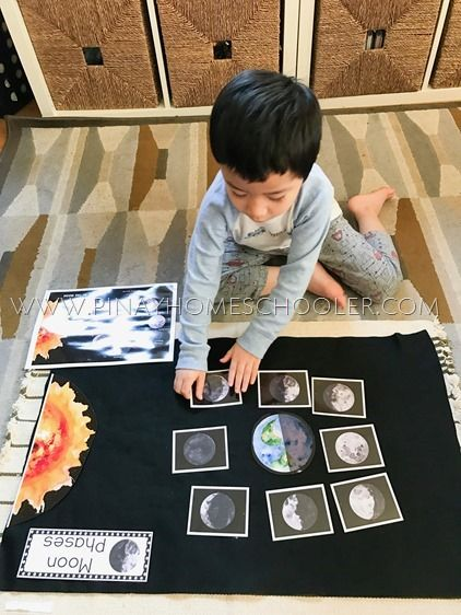 Photo of Phases of the Moon Learning Pack