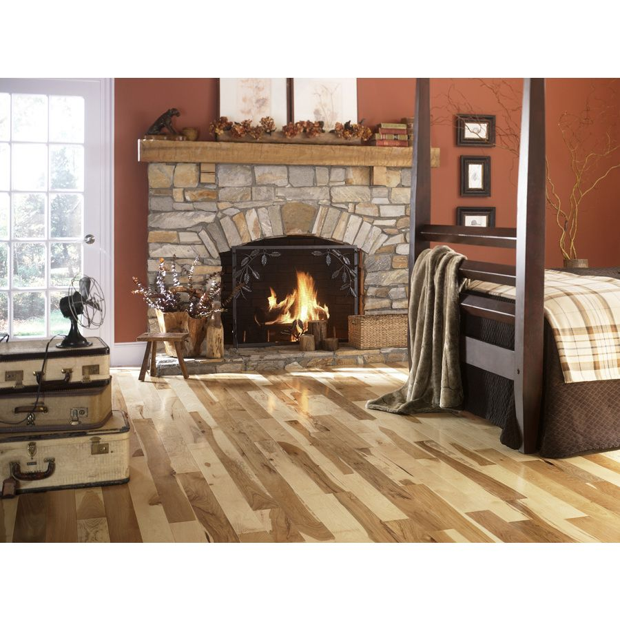 Shop Mullican Flooring Mullican 3in W Prefinished Hickory