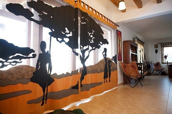 African Themed Interior Design from care?Cutare | Africans, African ...