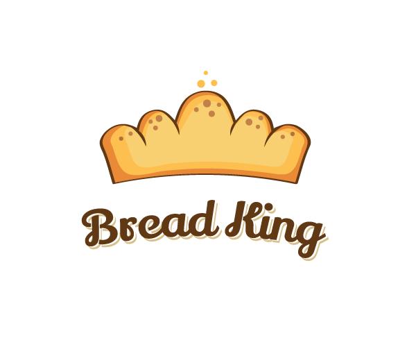 Bread King Bakery Logo Designer Free 8446455802 Me And Send Me