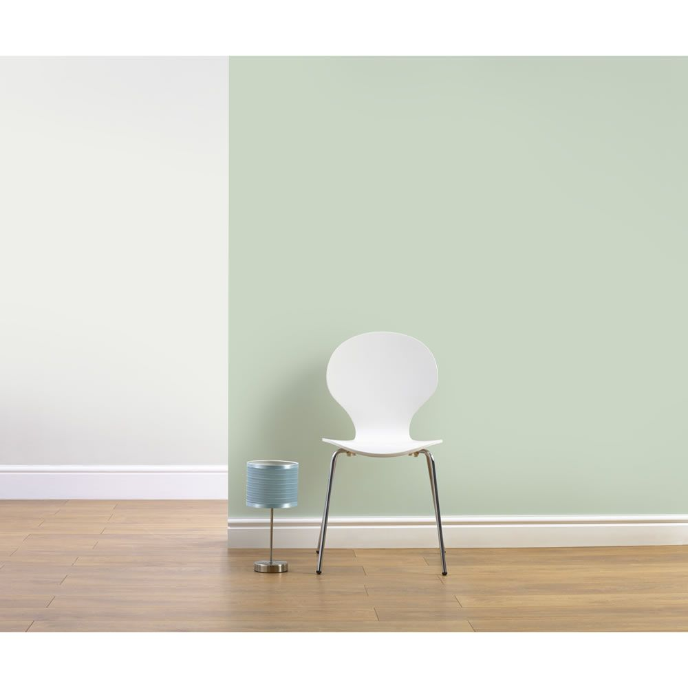 Dulux Apple White Kitchen Paint Silk