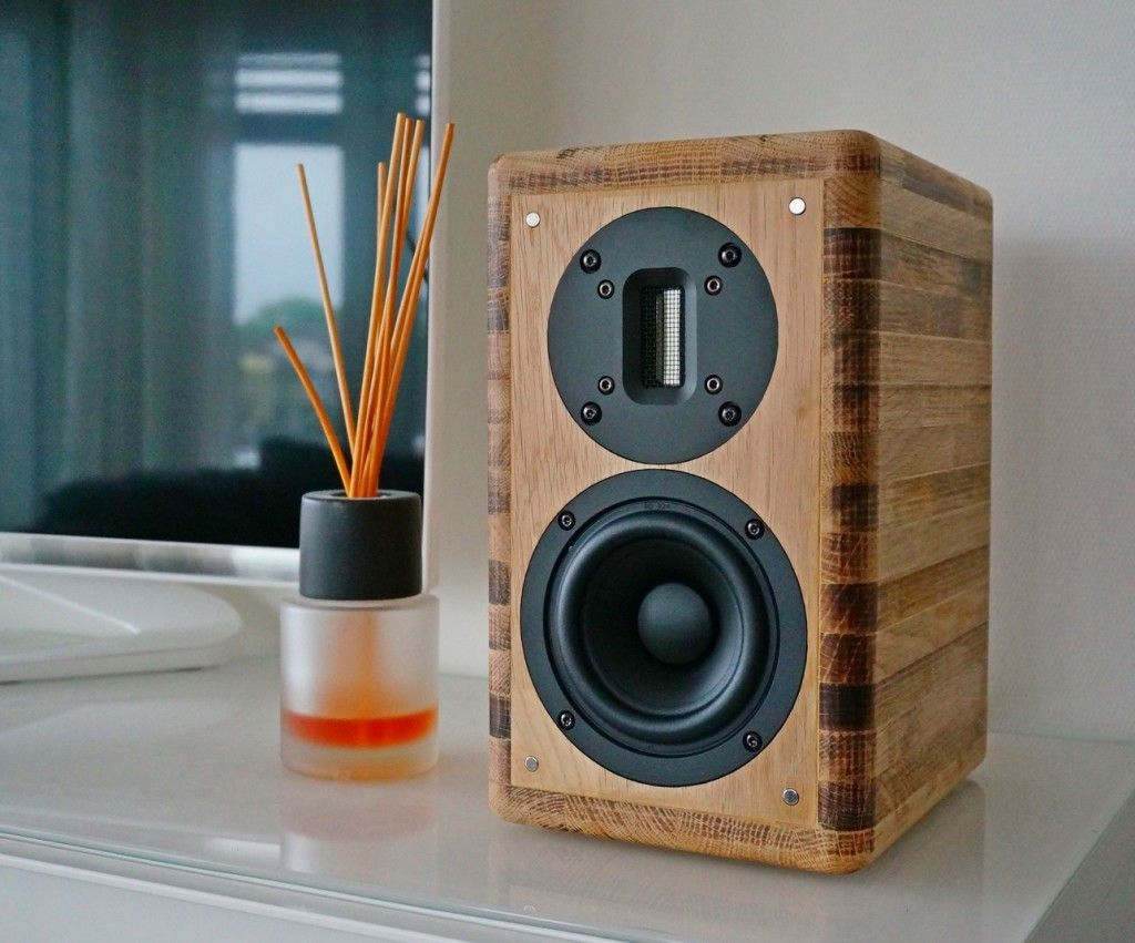 Speedster Reloaded Small Speakers Monitor Diy Audiophile Hifi Audio
