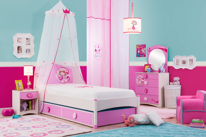 Cilek Princess Madchenzimmer I 5 Tlg Madchenzimmer Prinzessin Madchenzimmer Kinder Zimmer