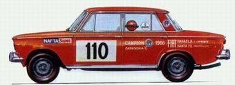 1965 Fiat Berlina 1500