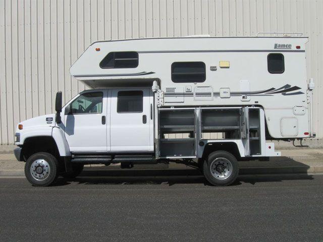 f550 pickup camper - Google Search