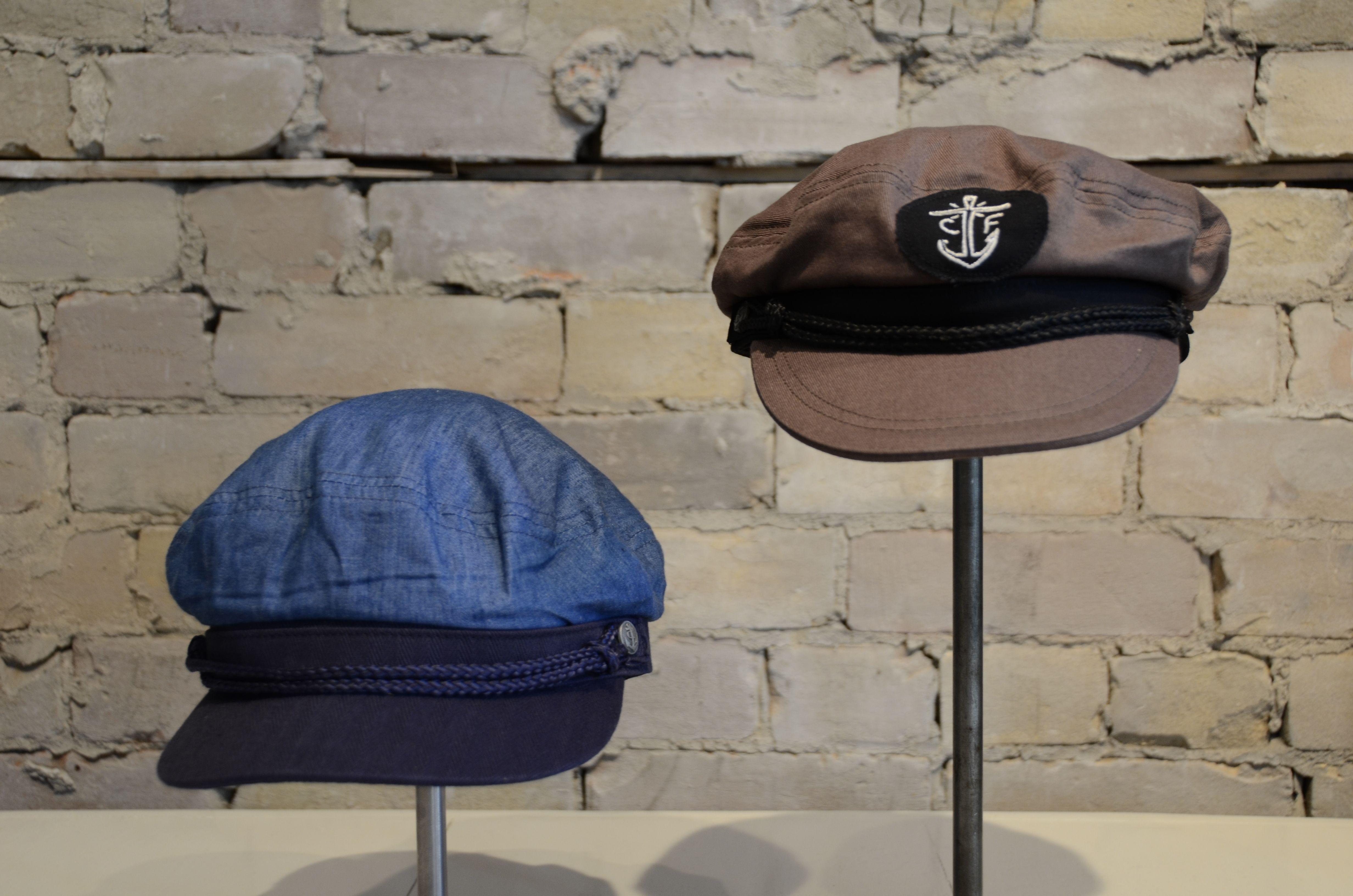 Brixton 'fiddler' hats at Lavish & Squalor