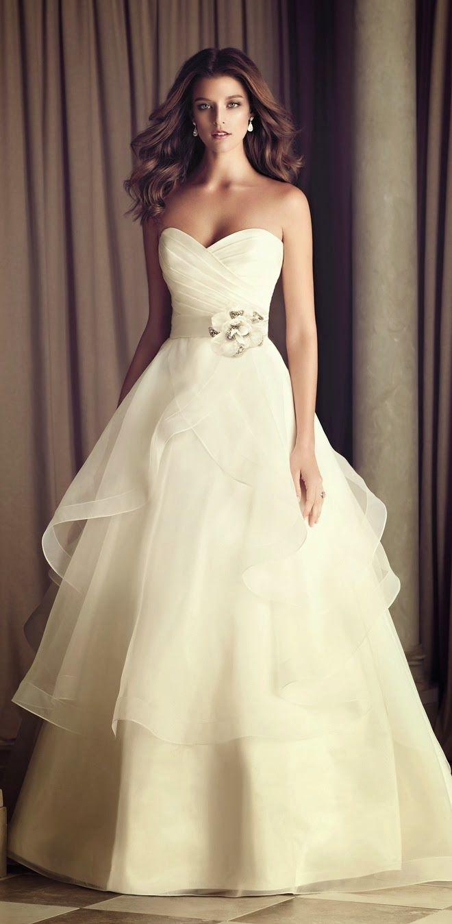 Best wedding dresses of belle wedding dress and magazines