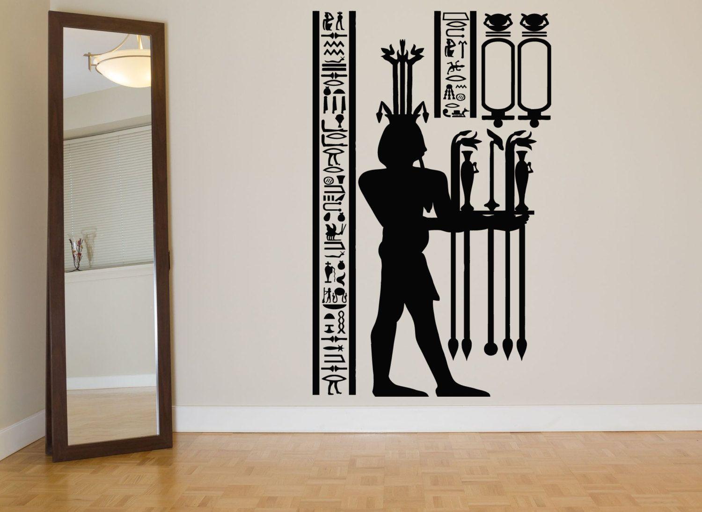 Wall vinyl sticker decals mural room design pattern art bedroom