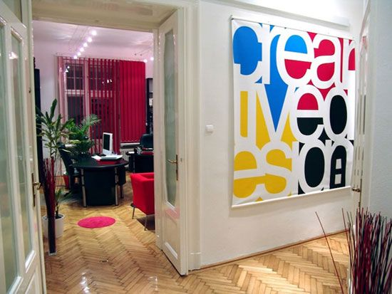 Ordinaire A Showcase Of Inspiring Graphic Designer Offices