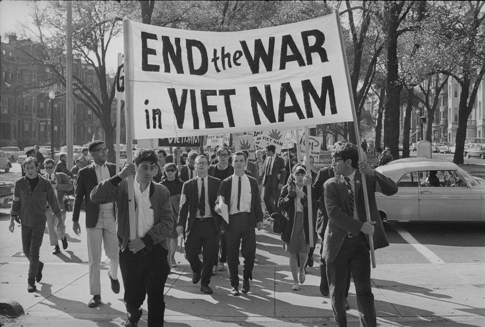 Perspective The Civil Rights And Vietnam Protests Changed America Today They Might Be Illegal Vietnam Protests Vietnam War Vietnam